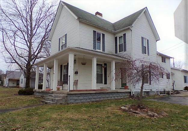 503 S State Street, North Vernon, IN 47265 (MLS #21695641) :: Mike Price Realty Team - RE/MAX Centerstone