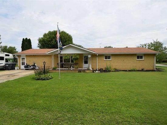 235 N Meadow Lane, Albany, IN 47320 (MLS #21695728) :: The ORR Home Selling Team