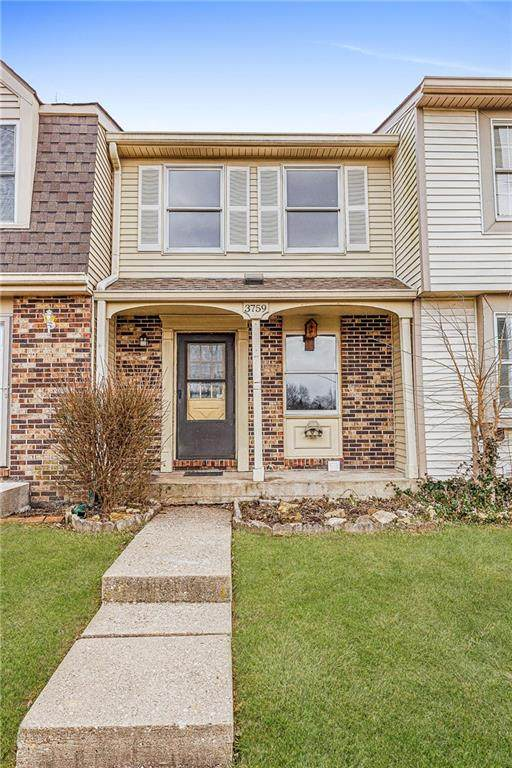 3759 Lima North Drive, Indianapolis, IN 46227 (MLS #21695785) :: Mike Price Realty Team - RE/MAX Centerstone
