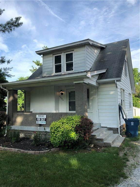 3264 W Mooresville Road, Indianapolis, IN 46221 (MLS #21696510) :: The Evelo Team