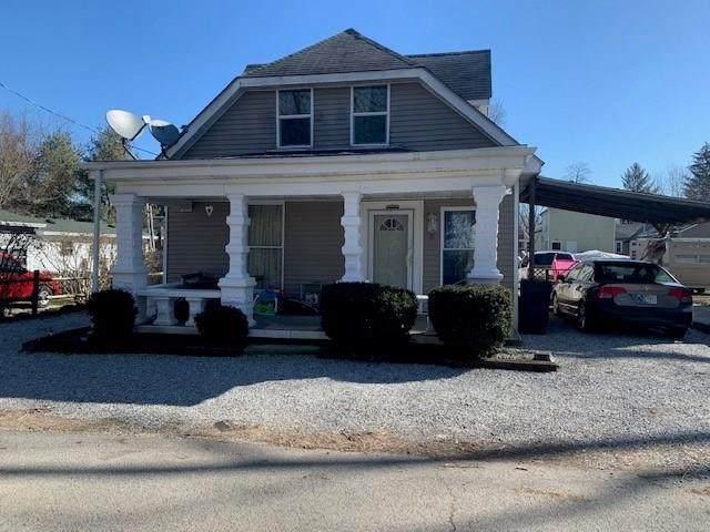 249 Grant Street, Morgantown, IN 46160 (MLS #21696550) :: Richwine Elite Group