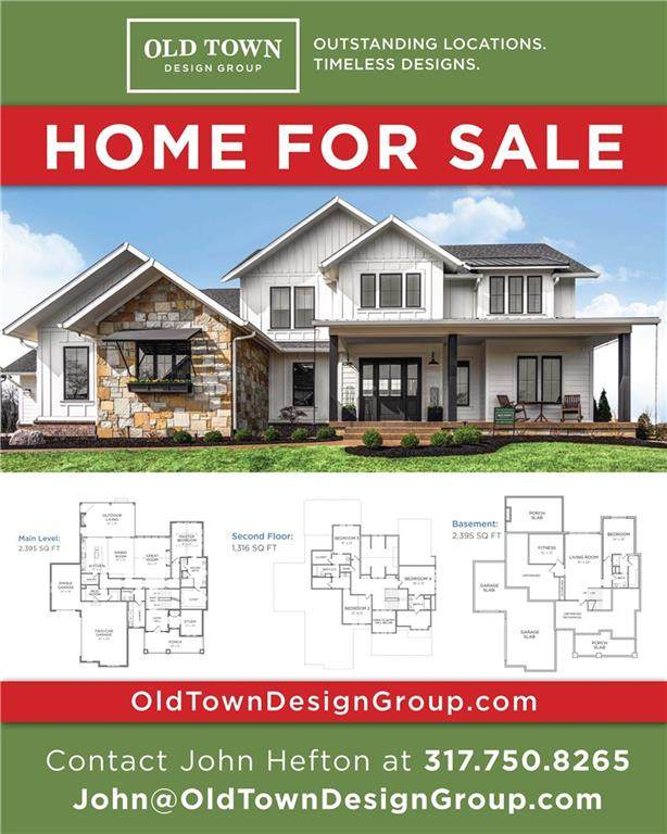 6650 Montana Springs Drive, Zionsville, IN 46077 (MLS #21696847) :: Richwine Elite Group