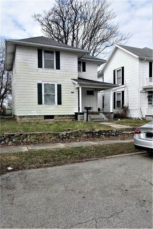 1007 S 17th Street, New Castle, IN 47362 (MLS #21697007) :: Mike Price Realty Team - RE/MAX Centerstone