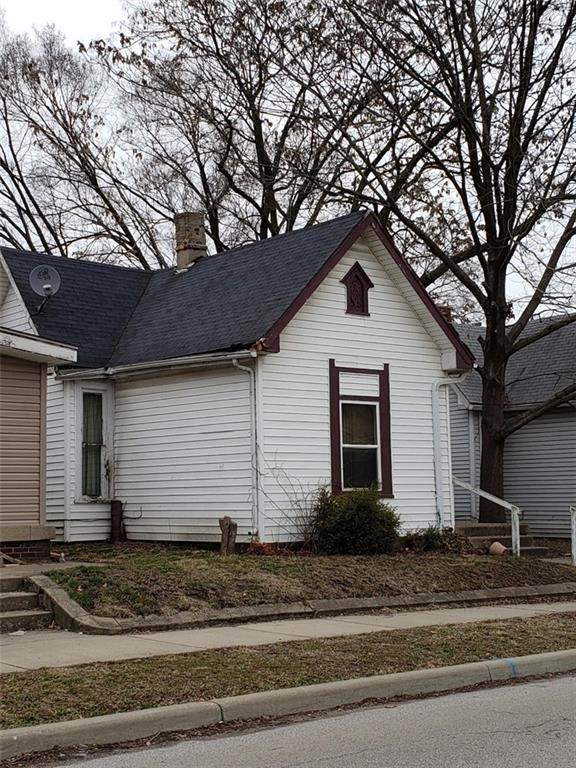 624 E Minnesota Street, Indianapolis, IN 46203 (MLS #21697046) :: Richwine Elite Group