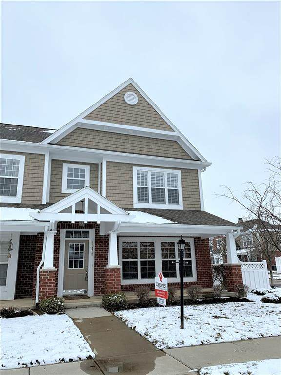 15426 Bowie Drive, Westfield, IN 46074 (MLS #21697105) :: The Indy Property Source