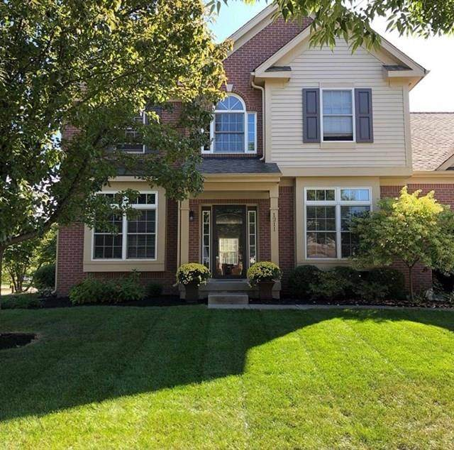 1211 Lewiston Drive, Westfield, IN 46074 (MLS #21697285) :: The Indy Property Source