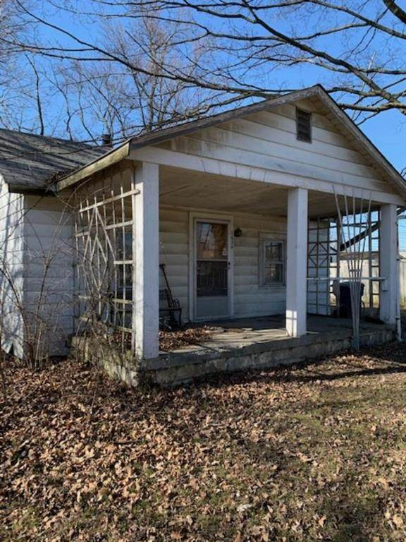 1036 S Laclede Street, Indianapolis, IN 46241 (MLS #21697337) :: The Indy Property Source