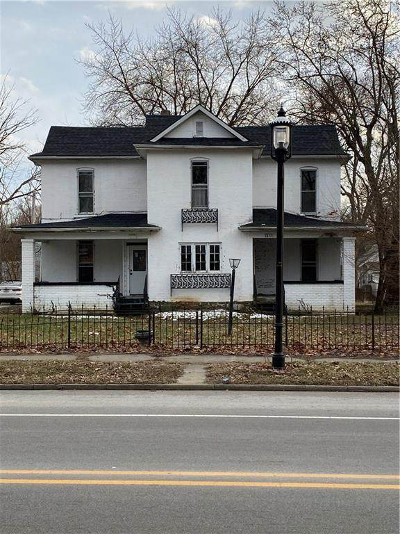 1311 W 8TH Street, Anderson, IN 46016 (MLS #21697706) :: AR/haus Group Realty