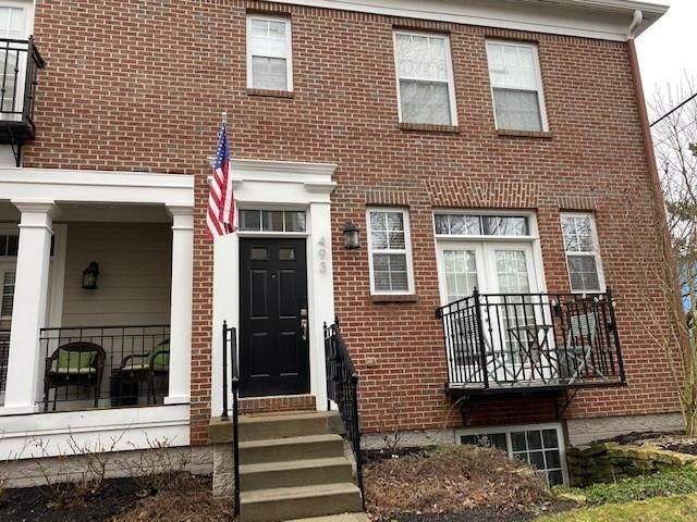 493 American Way South, Carmel, IN 46032 (MLS #21697751) :: The ORR Home Selling Team