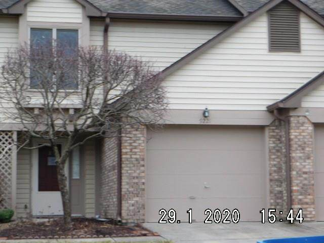 9221 Sea Pine Lane #0, Indianapolis, IN 46250 (MLS #21698782) :: Heard Real Estate Team | eXp Realty, LLC