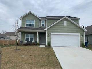 5005 Penoyer Lane, Indianapolis, IN 46235 (MLS #21701276) :: The Indy Property Source
