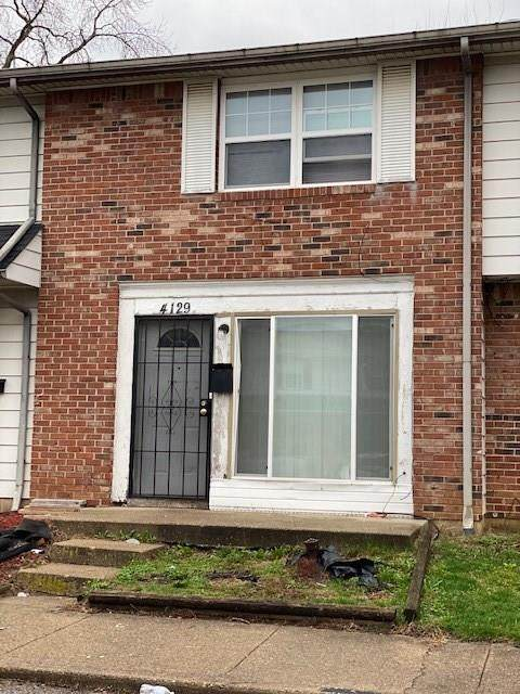 4129 Mt Vernon Court, Indianapolis, IN 46235 (MLS #21701697) :: The ORR Home Selling Team