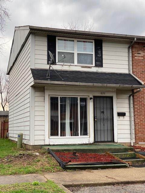 4131 Mt Vernon Court, Indianapolis, IN 46235 (MLS #21701698) :: The ORR Home Selling Team