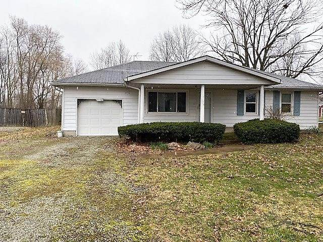3132 Paradise Drive, Anderson, IN 46011 (MLS #21701860) :: The Evelo Team