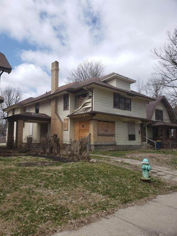 3226 Broadway Street, Indianapolis, IN 46205 (MLS #21701963) :: The Indy Property Source