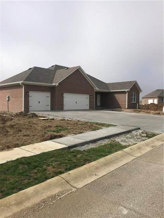 2271 Oak Drive, Clayton, IN 46118 (MLS #21702110) :: The Indy Property Source