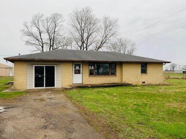 8491 N State Road 9, Alexandria, IN 46001 (MLS #21702617) :: Heard Real Estate Team | eXp Realty, LLC