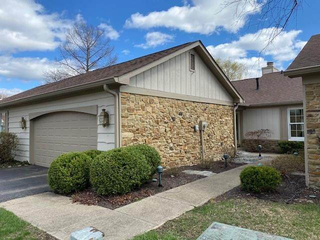 3525 E 75th Place, Indianapolis, IN 46240 (MLS #21702878) :: David Brenton's Team