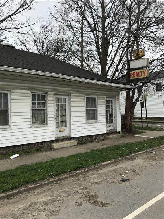 4328 E Michigan Street, Indianapolis, IN 46201 (MLS #21703282) :: AR/haus Group Realty