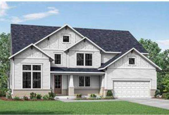 4010 Birkdale Drive, Carmel, IN 46033 (MLS #21703539) :: The Indy Property Source