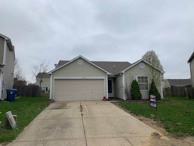 13147 N Becks Grove Court, Camby, IN 46113 (MLS #21703758) :: David Brenton's Team