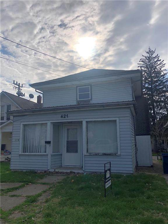 421 Bundy Avenue, New Castle, IN 47362 (MLS #21703866) :: Heard Real Estate Team | eXp Realty, LLC