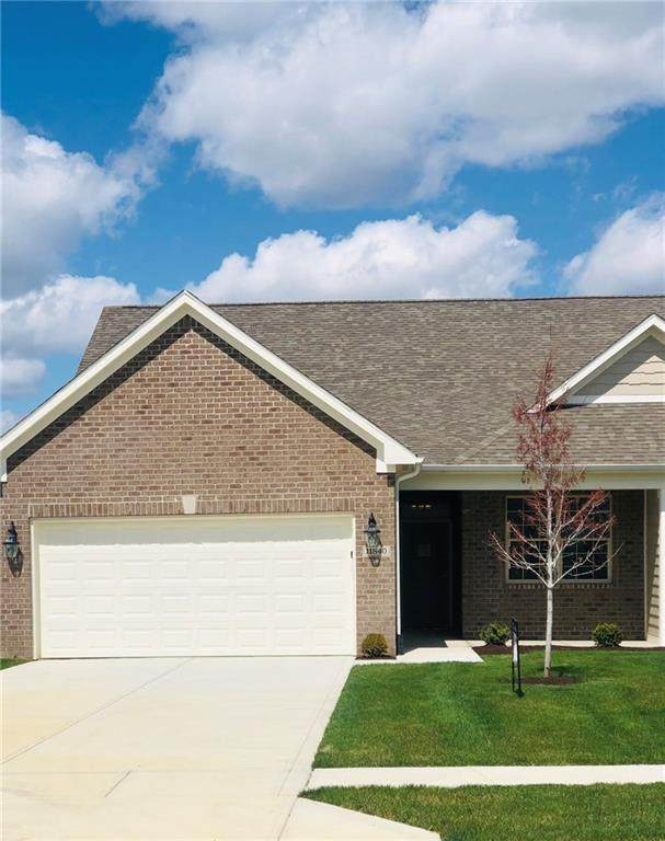 11840 Barto Court, Indianapolis, IN 46229 (MLS #21704438) :: The ORR Home Selling Team
