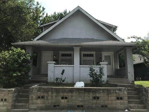 311 Eastern Avenue, Indianapolis, IN 46201 (MLS #21704856) :: The Indy Property Source