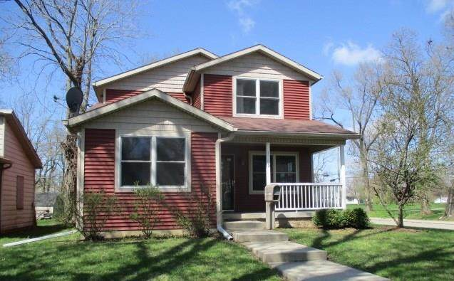 1705 Fairview Street, Anderson, IN 46016 (MLS #21705555) :: Mike Price Realty Team - RE/MAX Centerstone