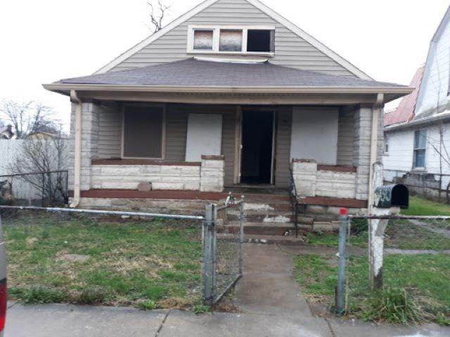 307 S Walcott Street, Indianapolis, IN 46201 (MLS #21705633) :: Anthony Robinson & AMR Real Estate Group LLC