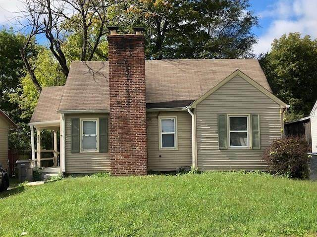3550 N Dequincy Street, Indianapolis, IN 46218 (MLS #21706373) :: The Indy Property Source