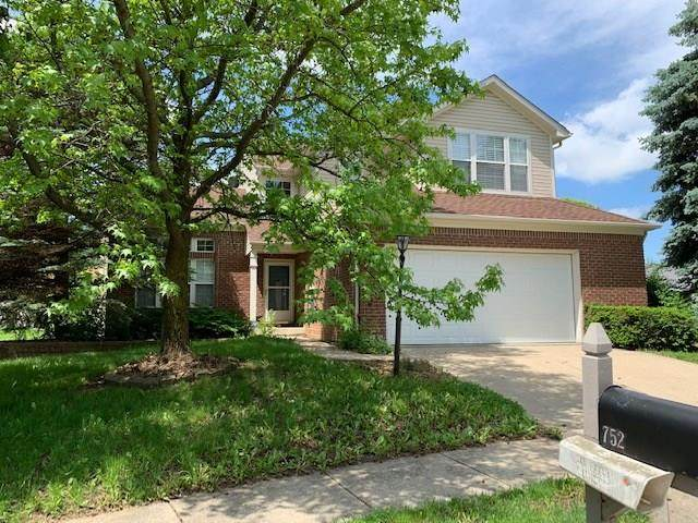 752 Speedway Woods Drive, Indianapolis, IN 46224 (MLS #21706790) :: The Indy Property Source