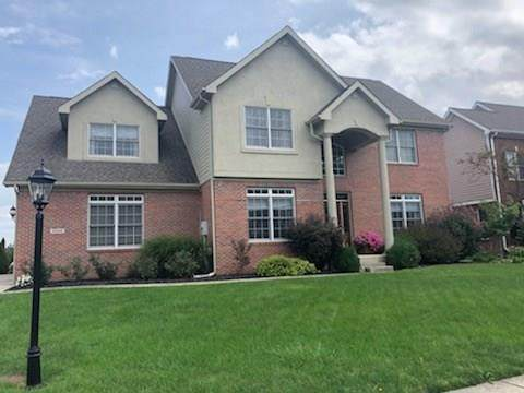 9896 Soaring Eagle Lane, Fishers, IN 46055 (MLS #21706811) :: AR/haus Group Realty