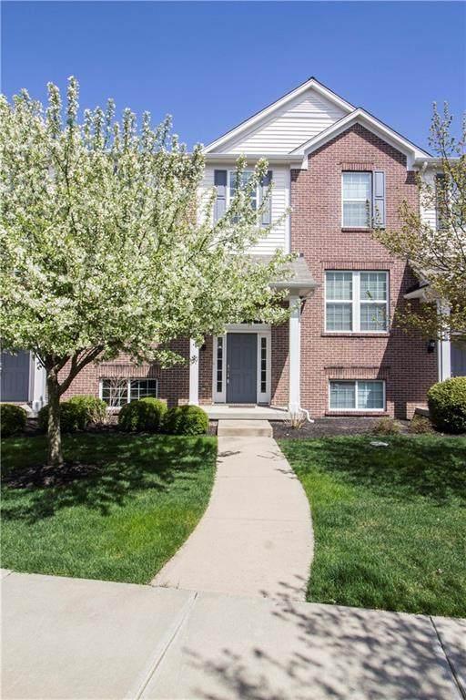 12692 Eliston Lane, Fishers, IN 46037 (MLS #21707006) :: Heard Real Estate Team | eXp Realty, LLC