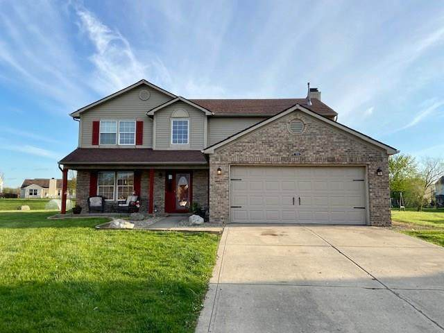 206 Brookview Court, Mooresville, IN 46158 (MLS #21707097) :: The Indy Property Source