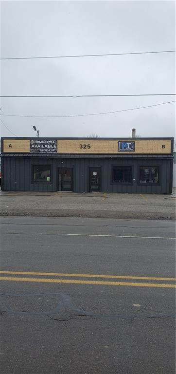 325 W Broadway Street, Fortville, IN 46040 (MLS #21707158) :: Heard Real Estate Team | eXp Realty, LLC
