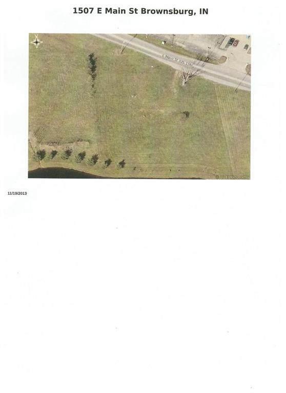 1507 E Main Street, Brownsburg, IN 46112 (MLS #21707325) :: The Evelo Team