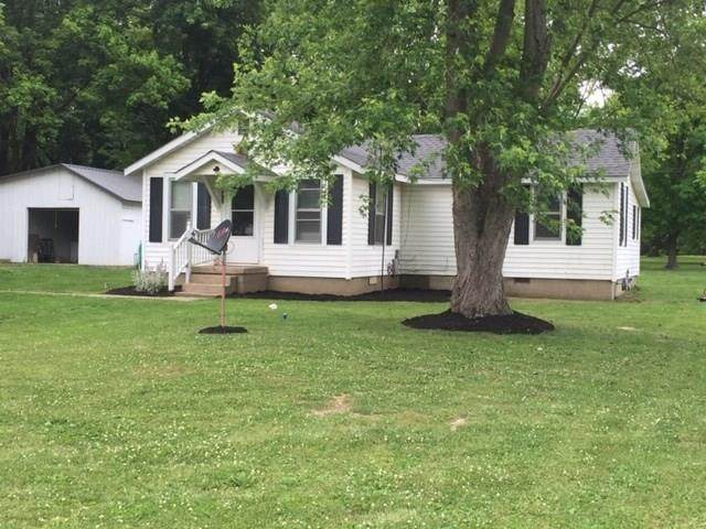 322 E Adams Drive, Rockville, IN 47872 (MLS #21707456) :: Mike Price Realty Team - RE/MAX Centerstone