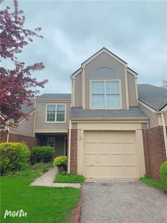 9520 Aberdare Drive #121, Indianapolis, IN 46250 (MLS #21707793) :: The ORR Home Selling Team