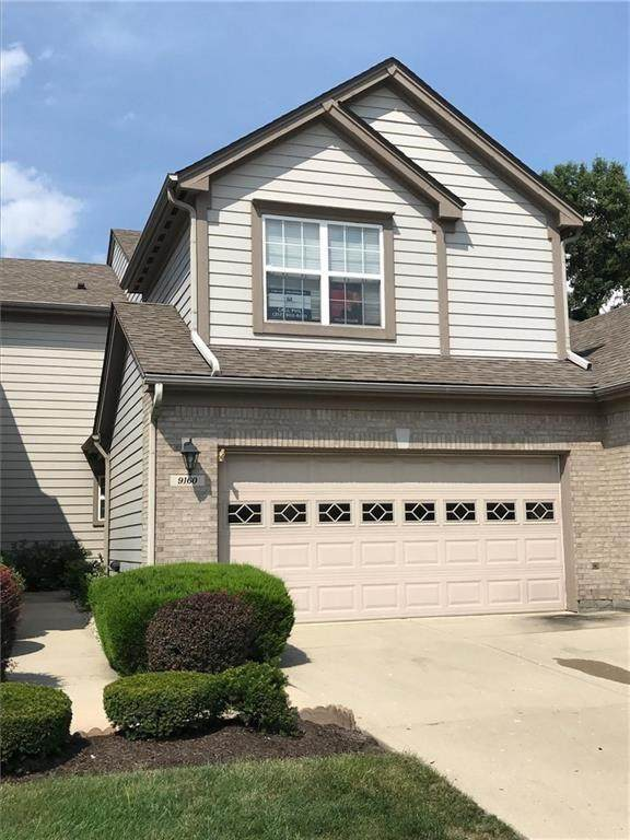 9160 Wadsworth Court, Fishers, IN 46037 (MLS #21707943) :: Heard Real Estate Team | eXp Realty, LLC