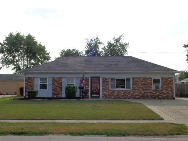 1024 Ashland Avenue, Whiteland, IN 46184 (MLS #21708101) :: The Indy Property Source