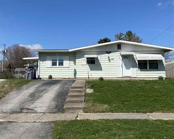 5703 Monona Drive, Kokomo, IN 46902 (MLS #21708456) :: Anthony Robinson & AMR Real Estate Group LLC