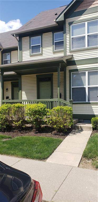 2260 Central Avenue, Indianapolis, IN 46205 (MLS #21709250) :: Heard Real Estate Team | eXp Realty, LLC