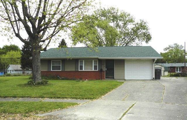 2905 Centre Court, Indianapolis, IN 46203 (MLS #21709722) :: Mike Price Realty Team - RE/MAX Centerstone