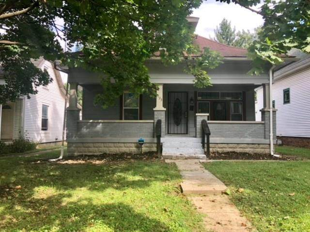 1133 N Parker Avenue, Indianapolis, IN 46201 (MLS #21710426) :: David Brenton's Team