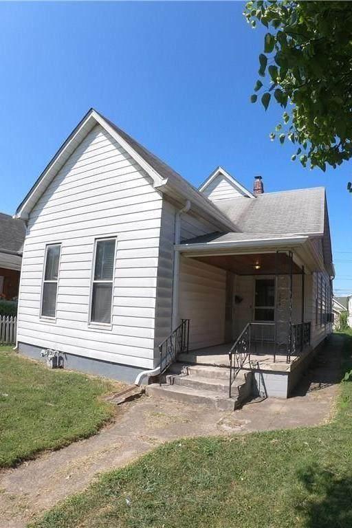 1506 S Talbott Street, Indianapolis, IN 46225 (MLS #21710435) :: Heard Real Estate Team | eXp Realty, LLC