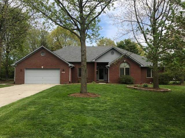 9755 N Briarway Lane, Mccordsville, IN 46055 (MLS #21711029) :: The Evelo Team