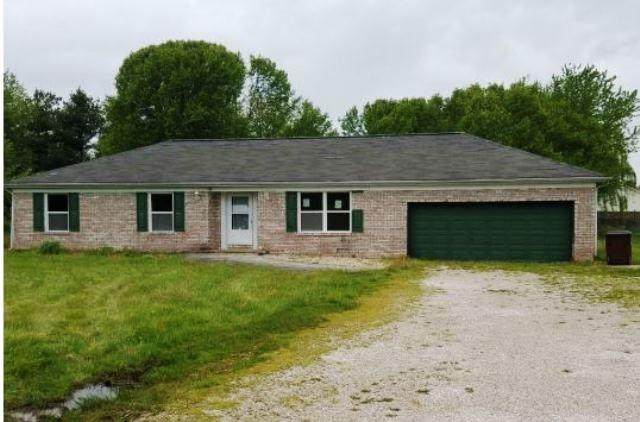 1477 Yockey Road, Mitchell, IN 47446 (MLS #21711068) :: Heard Real Estate Team | eXp Realty, LLC