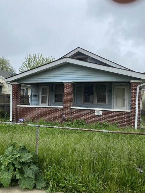 1821 Lambert Street, Indianapolis, IN 46221 (MLS #21711123) :: The Indy Property Source