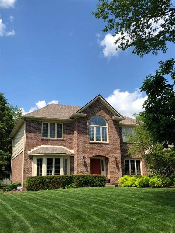 5162 Avian Way, Carmel, IN 46033 (MLS #21711455) :: Heard Real Estate Team | eXp Realty, LLC